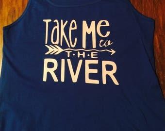 Take Me To The River Tank