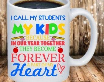 My Students Coffee Mugs