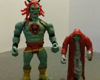 Thundercats Vintage - Mumm Ra Figures
