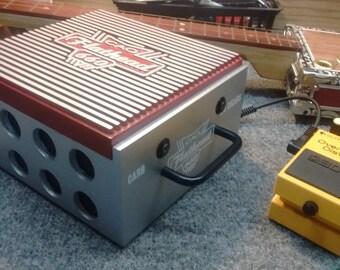 CAO Flathead 660 cigar box amp
