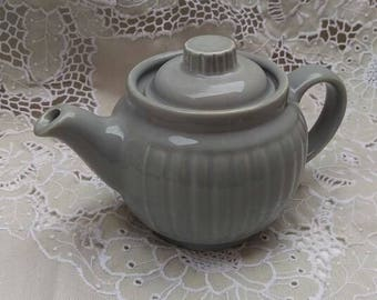 Vintage tea pot, petite robins egg blue classic tea pot, Mother's Day gift, china tea pot, Afternoon Tea, classic 3 cup tea pot