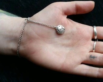 Simple Earth bracelet