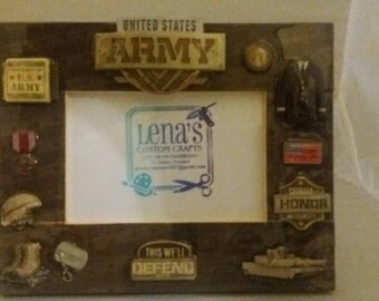 5x7 picture frames handmade picture frames military picture frames