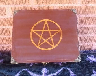 Pentacle Apothecary / Herbal Box
