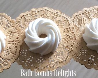 Bath bombs delight