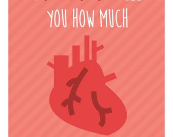 "Nurse Week Appreciation Card - Printable Download - ""I aorta tell you how much we appreciate you"" - Great card for Nurses, Nurse Inspiration"