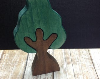 Little tree puzzle