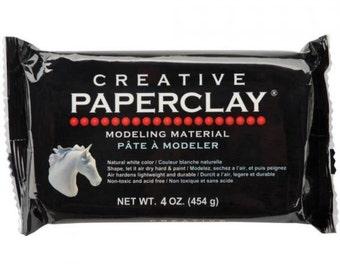 Creative modelling clay white 110 g, code: NM-0813
