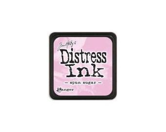 Distress Mini Ink Pad Spun Sugar