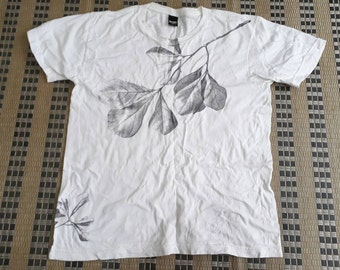 Crazy sale!!! Graniph t shirt with full floral design