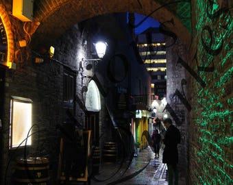 Merchants Arch Dublin Photograph
