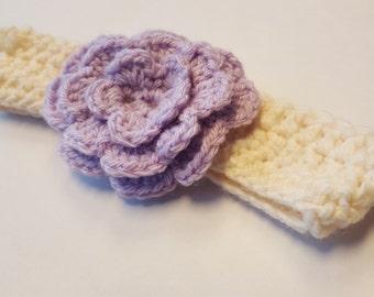 Hand Knitted Baby Headband