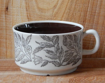 Vintage Gefle Sweden Tea Cup FONTANA Vintage Cup by Gefle Sweden Scandinavian Design