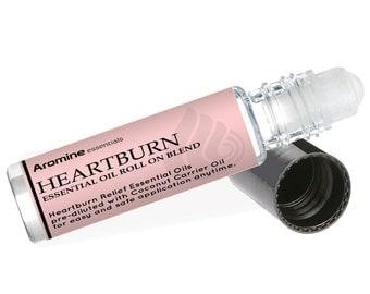 Heartburn Relief Essential Oil Roll-On, 10ml