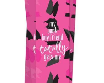 Book Boyfriend Bookmark