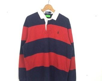 Vintage 90's POLO Ralph Lauren Shirt LL size