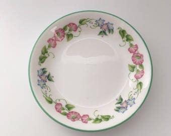 Royal Worcester English Garden Fine Bone China Trinket Dish