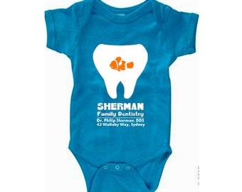 Disney Baby Shirt Finding Nemo Shirt Sherman Family Dentistry Shirt Disneyland Shirt Disney World Shirt  Magic Kingdom Shirt