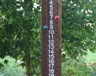 Large Scoreboard, 1-21