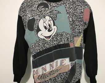 Vintage Disney Minnie Collection Sweatshirt M/L