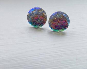 Take Me to the Ocean earrings