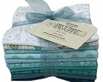 10 Piece Fat Quarter Bundle This 'N That by Nancy Halvorsen for Benartex Fabrics for Quilters- Fat Quarter Bundle