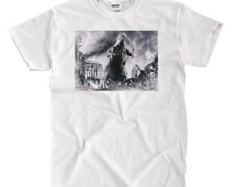 Gojira - White T-shirt