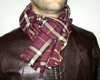 scarf men's, women's, unisex gift idea