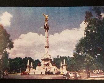 Vintage Mexican Postcard