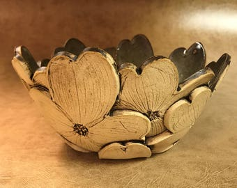 Small Dogwood Bowl 47
