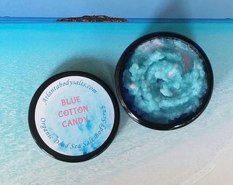 Cotton Candy Body Scrub organic body scrub sale body scrub clearance vegan body scrub sugar scrub