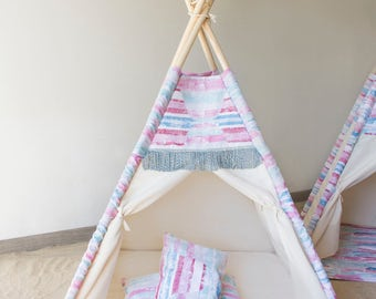 SALE!!! Tipi Sunset (SIN FLECOS) con base