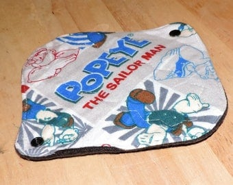 Popeye The Sailor Man Cloth Pad