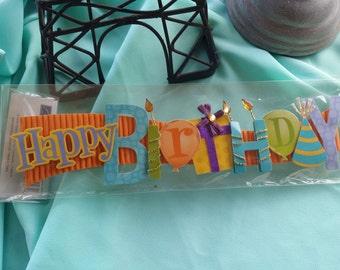 Karen Foster Birthday Banner