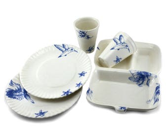 A Ceramic Picnic Set
