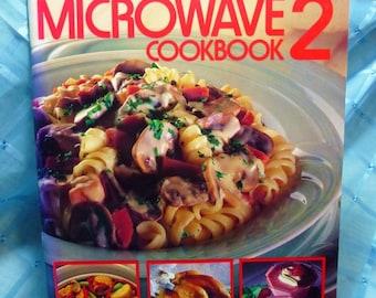 Vintage Australian Women's Weekly Cookbook - Microwave 2
