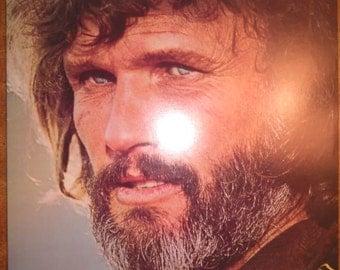 Kris Kristofferson - Songs of Kristofferson PZ-34687 Vinyl Record LP 1977