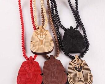 Pharaoh of Kemet Necklace
