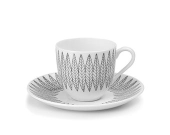 """Salix"" Stig Lindberg coffee mug"