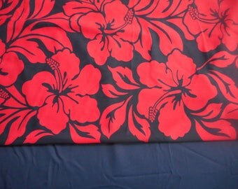 Hibiscus Lycra Therapy Sheet