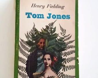 Tom Jones by Henry Fielding  Paperback Romance/Adventure/Classic