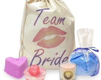 Team Bride Kiss Mini Spa In A Bag Collection 2