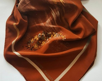 Maxime Mandin vintage scarf