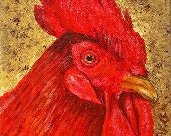 Barney the Chicken