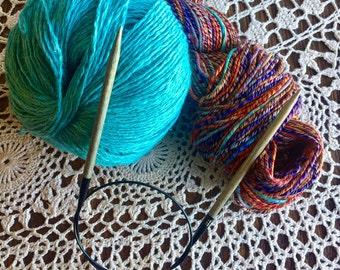 Lykke Driftwood Circular Knitting Needles