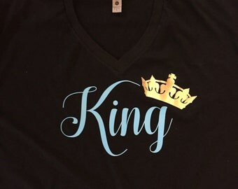 King crown shirt king shirt