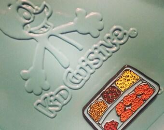 Kid's Cuisine Enamel Pin