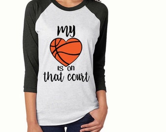 My heart is on that court SVG, png, dxf, eps, Basketball mom svg, svg Frames, Basketball svg,  Mom SVG, Basketball cut file,Basketball png