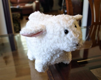 Cutest Stuffed Sheep Animal Plushy Ever