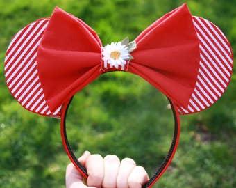 Jolly Holiday Inspired Mickey Ears